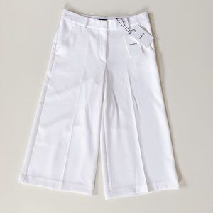 NWT | Theory | Halientra Wide Leg Cropped Pants